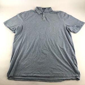 Johnnie-O Short Sleeve Polo Shirt XXL